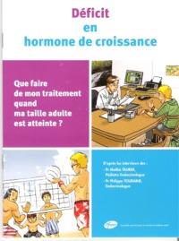 deficit en hormone de croissance
